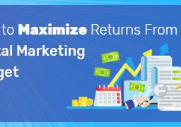 Maximize ROI from Marketing