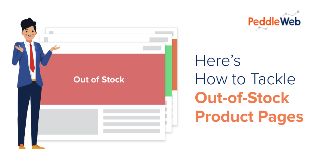 Here's How to Tackle Out-of-Stock Product Pages