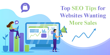 SEO Tips for Websites More Sales