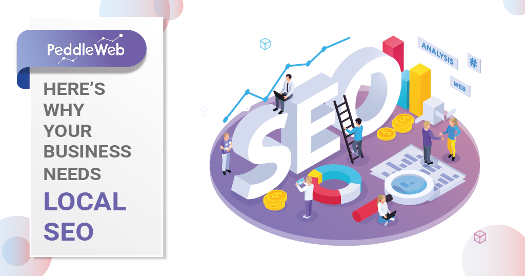 Business Needs Local SEO