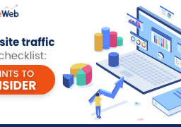 Website traffic loss checklist: 10 points to consider