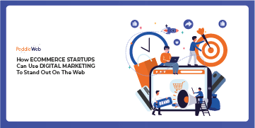 How Ecommerce Startups Can Use Digital Marketing To Stand Out On The Web