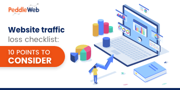 Website traffic loss checklist: 10 points to consider|Website traffic loss checklist: 10 points to consider